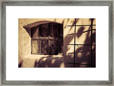 Framed Print featuring the photograph Good Old Sun by Odd Jeppesen