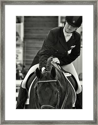 Good Ride Framed Print by JAMART Photography