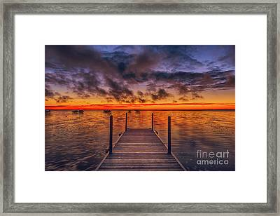 Good Spirit Framed Print by Ian McGregor