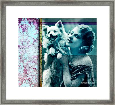 Good Times Framed Print by Ramneek Narang