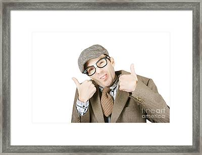 Good To Go Framed Print by Jorgo Photography - Wall Art Gallery