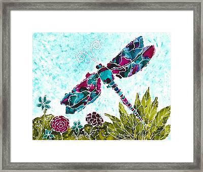 Good Vibrations II Framed Print