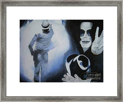 Goodbye Mr. Jackson Framed Print