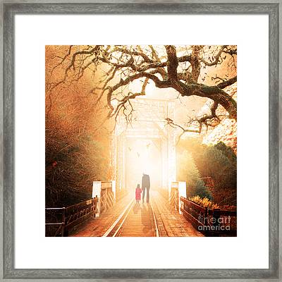 Goodbye My Friend Its Hard To Die 7d10745c82 Square Framed Print