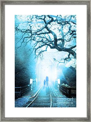 Goodbye My Friend Its Hard To Die 7d10745c82 Framed Print