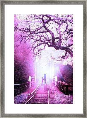 Goodbye My Friend Its Hard To Die 7d10745clbb Framed Print