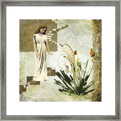 Goodnight Irene Framed Print by Van Renselar