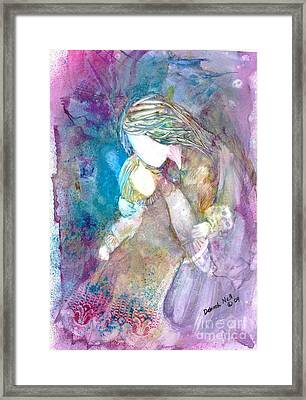 Goodnight Kiss Framed Print