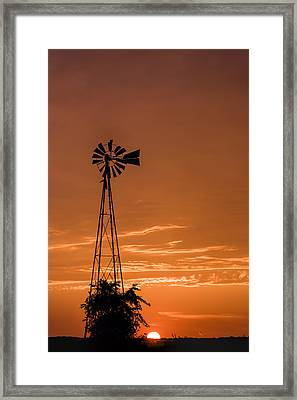 Goodnight Framed Print