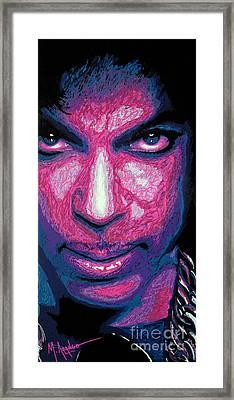 Goodnight Sweet Prince Framed Print