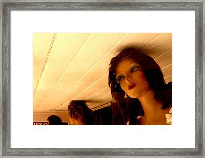 Goody Goody Here For The Rest Of Whatever Framed Print by Jez C Self