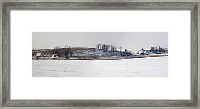 Goose Pond Sanctuary Framed Print