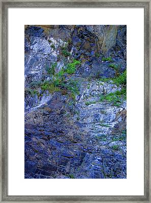 Framed Print featuring the photograph Gorge-2 by Dale Stillman
