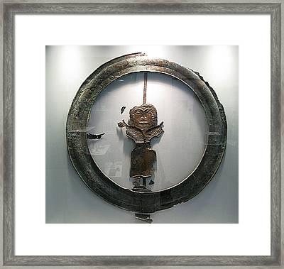 Gorgon Framed Print