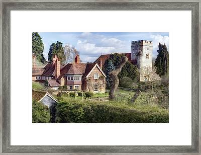 Goring - England Framed Print