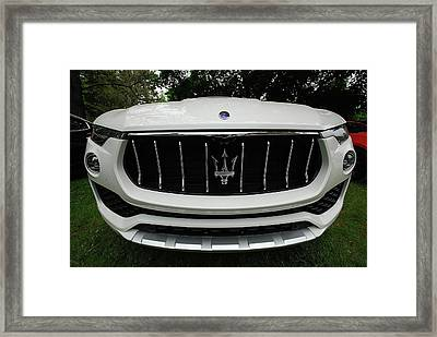 Framed Print featuring the photograph Got A Whale Of A Tale To Tell by John Schneider