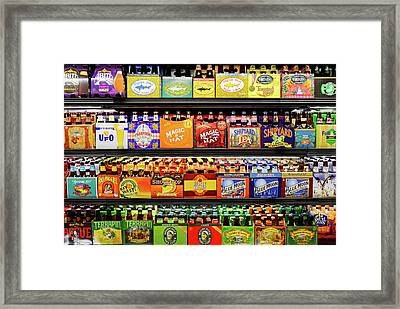 Got Beer--microbrewery Products Framed Print