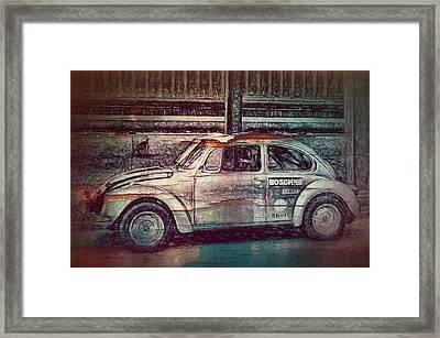 Got Lost Framed Print by Nicole Frischlich