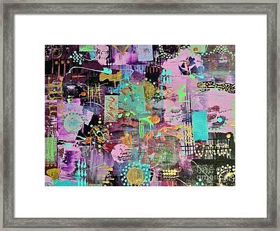 Got Ray Bradbury On My Mind Framed Print