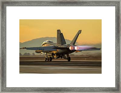 Got Thrust? Framed Print