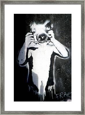 Got Yer Framed Print by Jez C Self