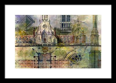 Architecture Framed Prints