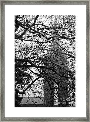 Gothic Framed Print by Gaspar Avila