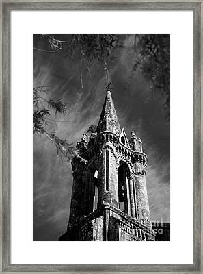 Gothic Style Framed Print