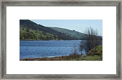 Gouthwaite Reservoir Framed Print by Steve Watson