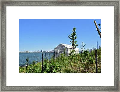 Governors Island Framed Print