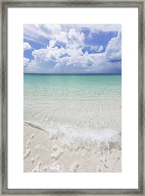 Grace Framed Print by Chad Dutson