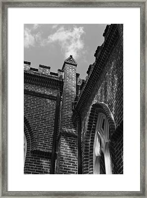 Grace Framed Print by James Luce
