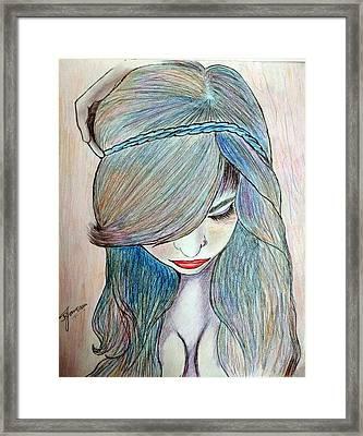Grace  Framed Print by Jay Jansari