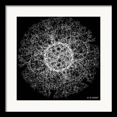 Durst Digital Art Framed Prints