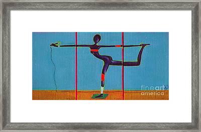 Grace Framed Print by Ricky Sencion