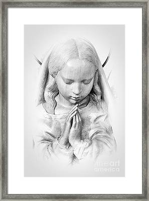 Grace Framed Print