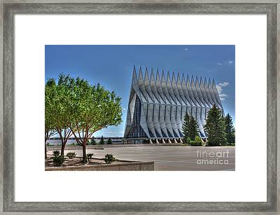 Graceful Academy Framed Print