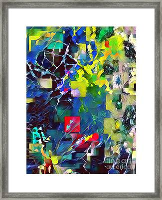Graceful II Framed Print
