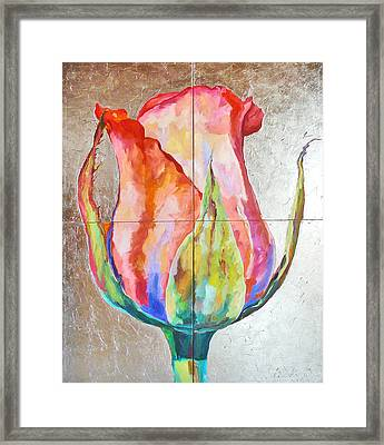 Graceful Love Framed Print