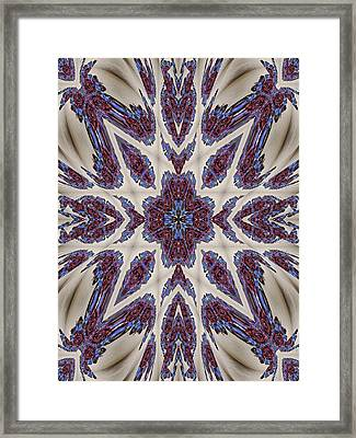 Graceful Tapestry Framed Print by Ricky Kendall