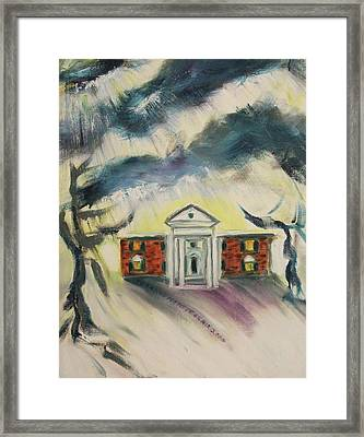 Graceland Two Framed Print by Suzanne  Marie Leclair