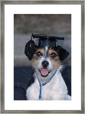 Graduation Framed Print