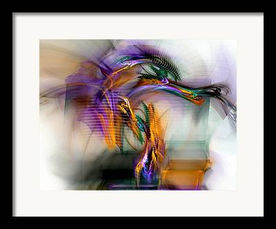Representational Framed Prints