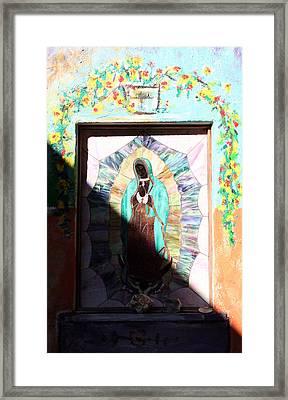 Graffiti 2 Framed Print