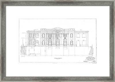 Grafton Station Framed Print