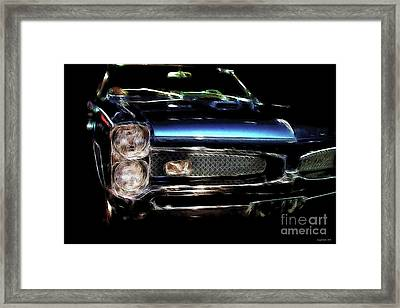 Gran Turismo Omologato Framed Print by Wingsdomain Art and Photography