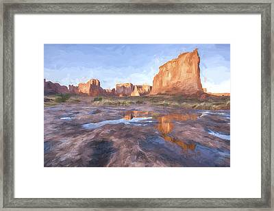 Grand Arches IIi Framed Print