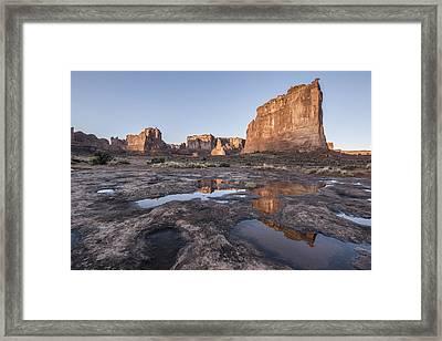 Grand Arches Framed Print by Jon Glaser