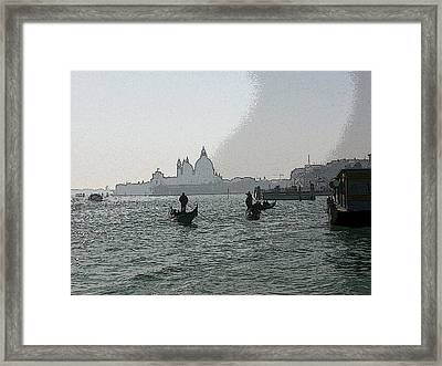 Grand Canal Framed Print