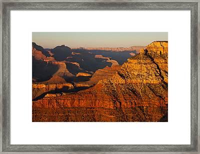 Grand Canyon 149 Framed Print